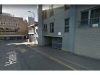 Nottingham City Centre Secure Parking - Hanley Street - NG1 5GY