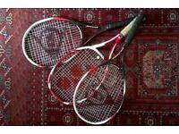 3 kids tennis rackets