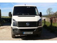Vw Panelvan 2.0 ( 14 Reg ) TDi Commercial vehicle M.O.T.