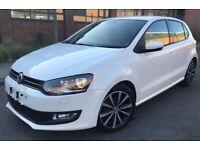 Volkswagen, POLO, Hatchback, 2010, Manual, 1198 (cc), 5 doors HPI Clear - Long Mot