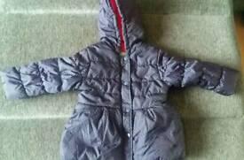 Mothercare girl jacket 1.5-2 years