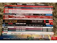 Awesome comic books / graphic novels (MARVEL, IMAGE, DC)