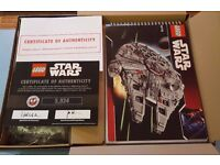 LEGO Star Wars Ultimate Collectors Millennium Falcon (10179) First Edition Set