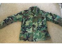 US Army Combat Jacket