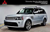 2013 Land Rover Range Rover Sport AUTOBOGRAPHY NO ACCIDENT