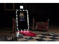 **£45 Deposit**Hollywood Magic Mirror Photo Booth *3hrs Hire* Manchester, Lancashire, Liverpool