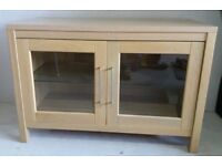 Beautiful glass front display cabinet