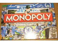 CHELSEA FOOTBALL CLUB MONOPOLY