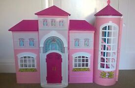 Barbie Malibu Mansion House