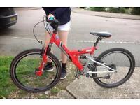 24 size child's bike