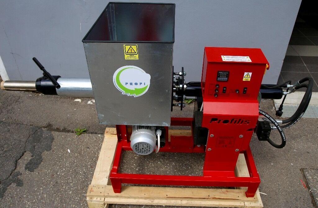 briquetting machine uk
