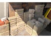 Bradstone Bricks Assorted Sizes Approx 100