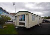 Amazing value 3 bed double glazed and central heated caravan on the suffolk coast