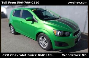 2016 Chevrolet Sonic LT Hatchback - $7/Day - Touch Screen & Allo