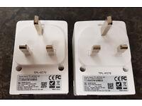 TRENDnet 500Mbps Powerline Adaptor TPL-407E2K