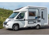Autosleeper Nuevo, 2013, Peugeot 2.2, One Owner, 2 Berth Low Profile Motorhome, Only 11,600 miles