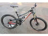 Saracen Ariel 151 full suspension bike