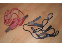 Car Jump Leads Booster cables Jump starter leads