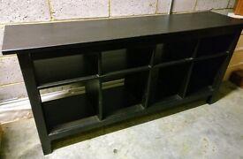 Sideboard / shelf in black