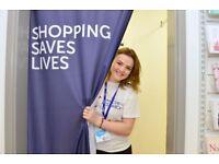 Volunteering Taster Session Event at Cancer Research UK West Ealing Shop on November 21st 11-1