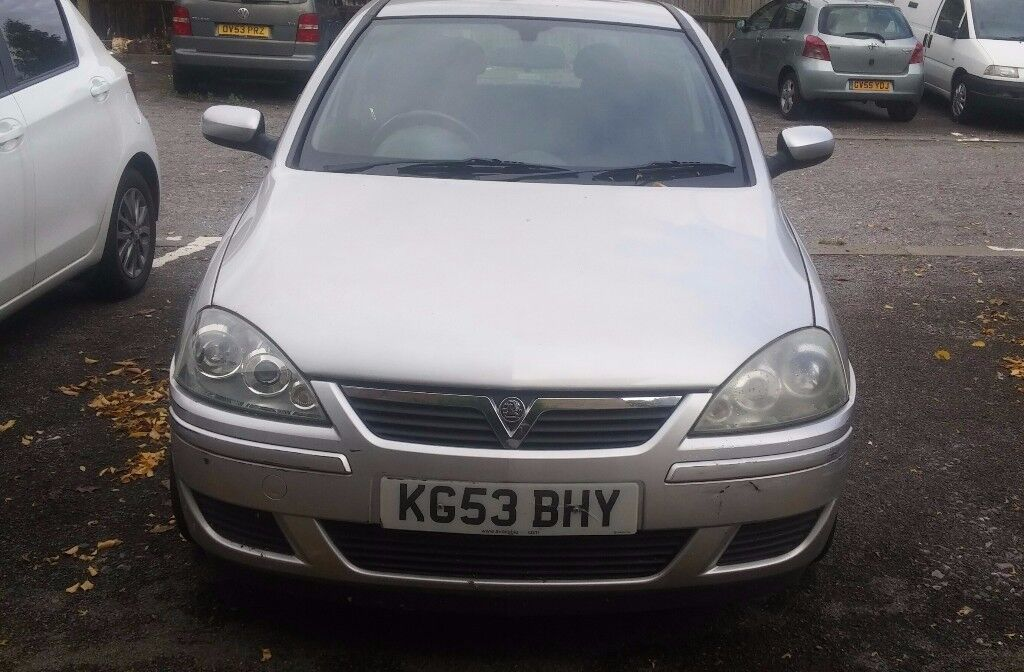 Vauxhall Corsa C Design 1.2 5dr