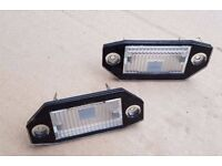 Ford Mondeo Mk3 01-07 number plate lights pair - £10