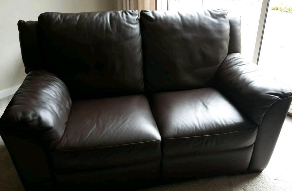 f97fe46ce372 Italsofa by Natuzzi Italian Leather 2 Seater Sofa | in Sale, Manchester ...