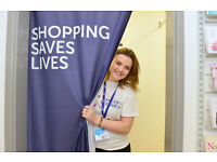 Cancer Research UK Shop Volunteer – Greenock