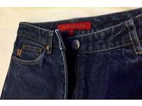 WOMEN'S FCUK JEANS - SIZE 8 UK - BRAND NEW CONDITION - £10