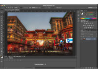 PHOTOSHOP CC 2017 for the PC/MAC: