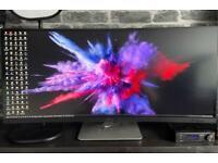 """Dell u3415w 34"""" Ultrawide Monitor"""