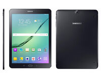 Black Samsung Galaxy Tablet A 16GB Wi-Fi. Excellent condition. for sale  London