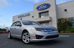 2011 Ford Fusion SE 2.5L I4