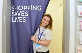 Cancer Research UK Charity Shop Volunteer – Sidcup