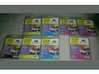 jet tec brother compatible b98y, b98c, b98m, b98b inks cartridges bundle
