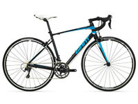 GIANT DEFY 0(MEDIUM) - USED LESS THAN 50 MILES