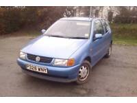VW Polo 1.4 Petrol for Spares & Repairs