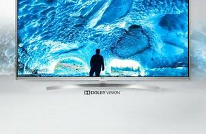 "BRAND new LG 50"" 4K UHD HDR WIFI, IPS, WEB OS 3.0 smart led tv #"