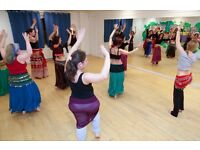Bellydance classes in Leith Edinburgh