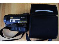 SONY HDR-SR12E HD HardDisk Drive Handycam® camcorder FULL BOX SET (FREE Sony Bag) NEGOTIABLE!