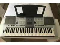 Yamaha Portatone electronic keyboard PSR E493, YPT-400