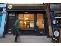 Stir Fry (wok) Chef needed at Rosa's Thai Cafe- Soho or Carnaby