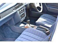 1990 Mercedes Benz 190e 1.8 auto