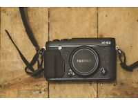 Fujifilm X-E2, like new