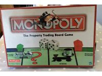 Waddingtons monopoly Board game for sale