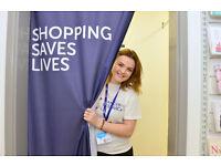 Cancer Research UK Shop Volunteer – Edinburgh (Tollcross)