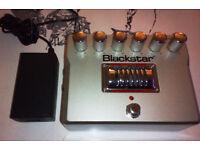 Blackstar HT-HDX Valve distortion pedal