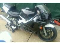 CBR 400 NC 29 Project bike