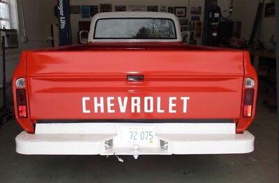 1970 Chevrolet C-10  1970 Chevy C-10 c10 Pickup Chevrolet