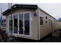 Luxury Static Caravan Holiday Home For Sale YO25 8TZ Brand New